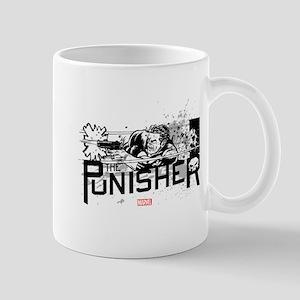 Punisher Shooting Mug
