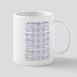 DISPATCHERS PRAYER Large Mugs