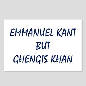 EMMANUEL KANT Postcards (Package of 8)