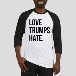 Love Trumps Hate Baseball Jersey