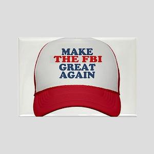 FBI HAT Magnets