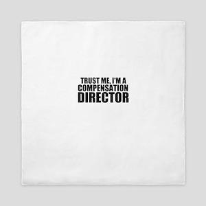 Trust Me, I'm A Compensation Director Queen Du