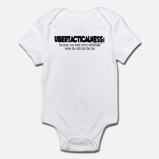 UBERTACTICALNESS Infant Bodysuit