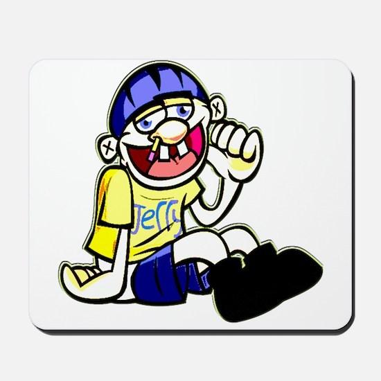 SML JEFFY Mousepad