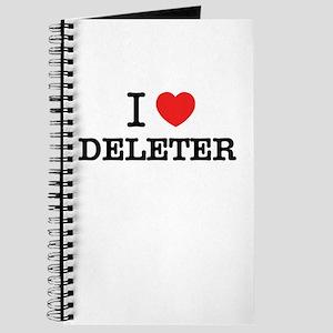 I Love DELETER Journal