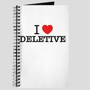 I Love DELETIVE Journal