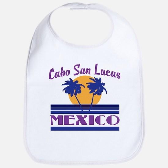 Cabo San Lucas Mexico Baby Bib