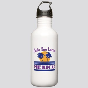 Cabo San Lucas Mexico Stainless Water Bottle 1.0L