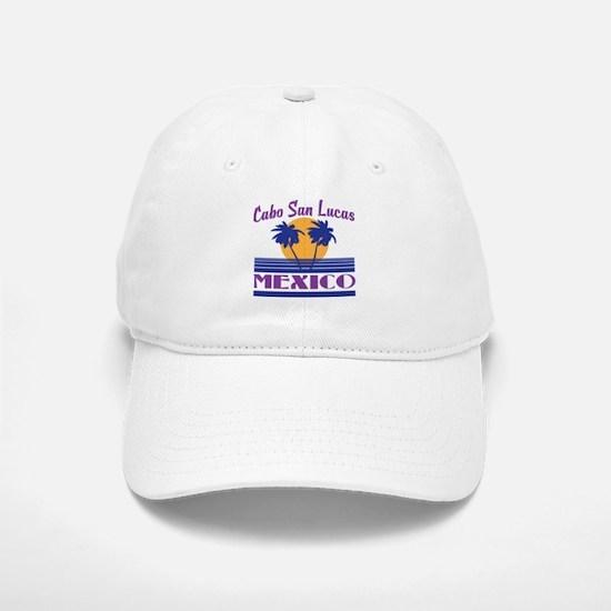 Cabo San Lucas Mexico Baseball Baseball Cap