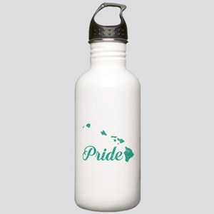 Hawaii Pride Stainless Water Bottle 1.0L