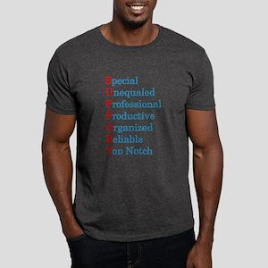 Definition of Support Dark T-Shirt