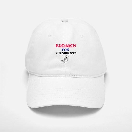 Dennis Kucinich Baseball Baseball Cap