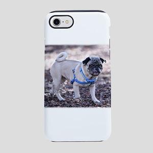 Pug Pose iPhone 8/7 Tough Case