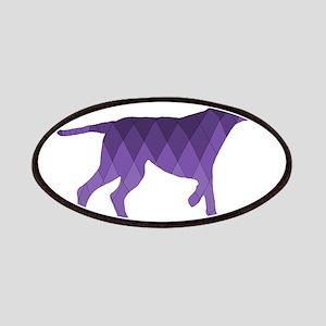 Redbone Coonhound Patch