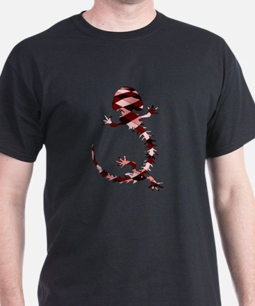 Salamander Skeleton T-Shirt