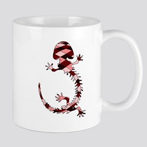 Salamander Skeleton Mugs