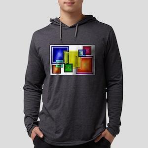 Rainbow Assortment of Stain Gl Long Sleeve T-Shirt