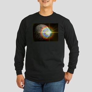 Sun Rise Over the Moon Long Sleeve T-Shirt