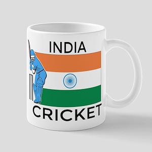 India Cricket Mug