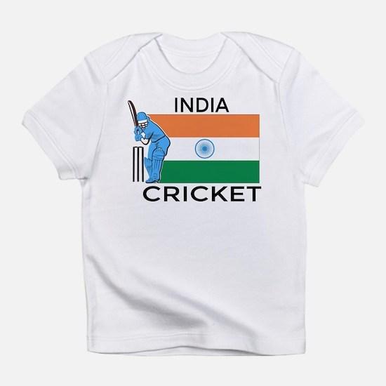 India Cricket Infant T-Shirt