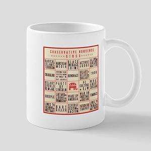 Conservative Bingo Mugs