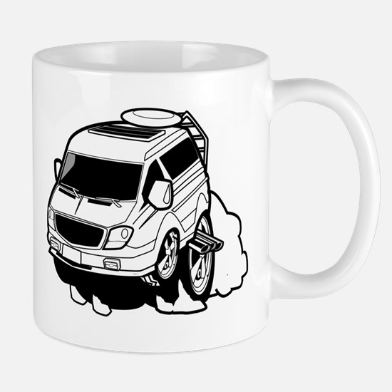 Class B RV Ride Mugs