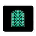 Confessional Window Mousepad