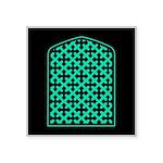 Confessional Window - Sticker