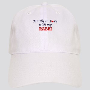 Madly in love with my Rabbi Cap