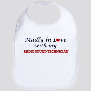 Madly in love with my Radio Sound Technician Bib