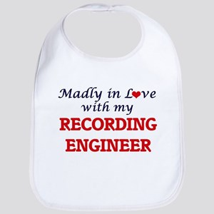 Madly in love with my Recording Engineer Bib