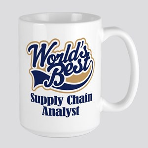 Supply Chain Analyst (Worlds Best) Mugs