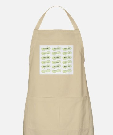 Discount Scroll Set Apron