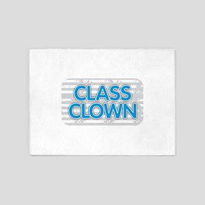 Class Clown 5'x7'Area Rug