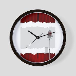 Venue Copy Space Wall Clock