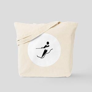 Team Waterski Tote Bag