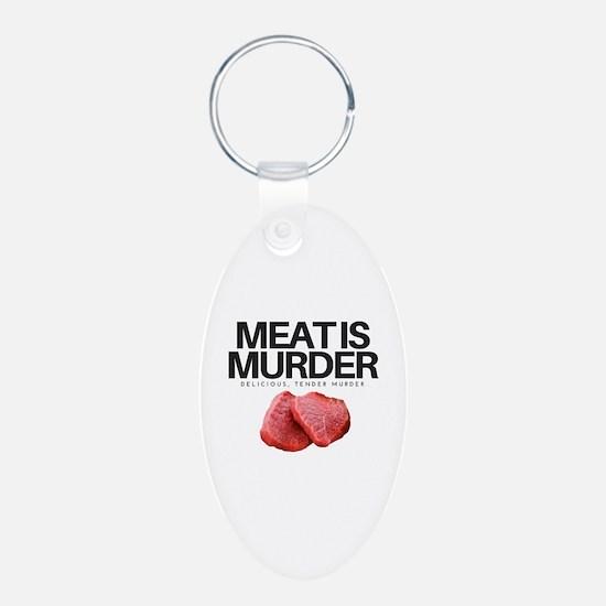 Meat Is Murder, Delicious Tender Murder! Keychains