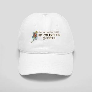 God Created Ocicats Cap