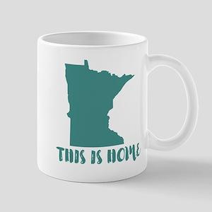 Minnesota - This Is Home Mug