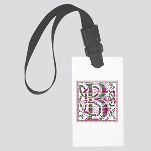 Monogram - Blackie Large Luggage Tag