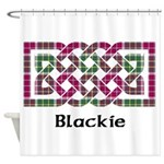 Knot - Blackie Shower Curtain
