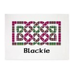 Knot - Blackie 5'x7'Area Rug