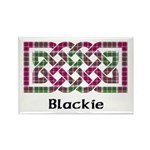 Knot - Blackie Rectangle Magnet (10 pack)
