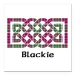 Knot - Blackie Square Car Magnet 3