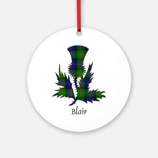 Thistle - Blair Ornament (Round)