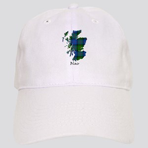 Map - Blair Cap