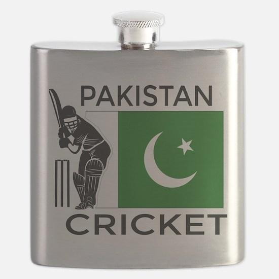 Pakistan Cricket Flask