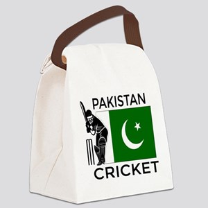 Pakistan Cricket Canvas Lunch Bag