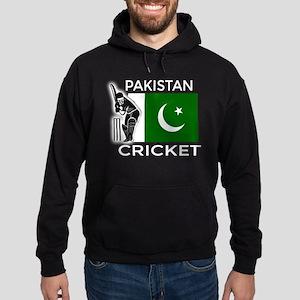 Pakistan Cricket Hoodie (dark)