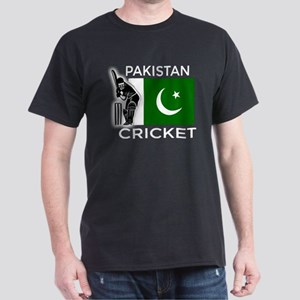 Pakistan Cricket Dark T-Shirt